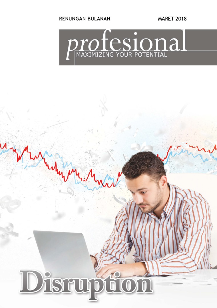 Renungan Profesional Digital Magazine March 2018