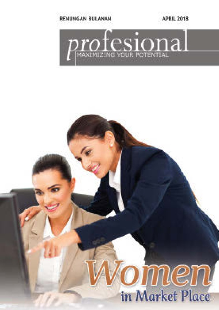 Renungan Profesional Digital Magazine April 2018