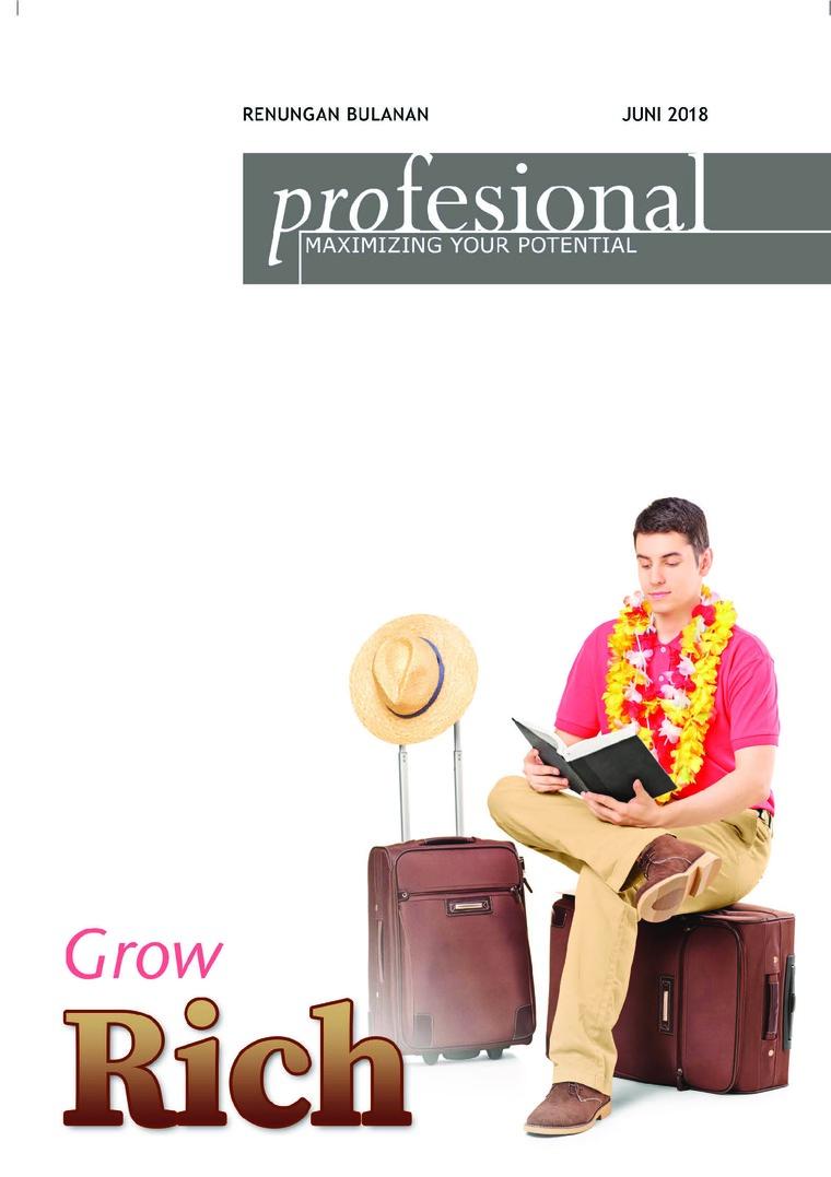 Majalah Digital Renungan Profesional Juni 2018