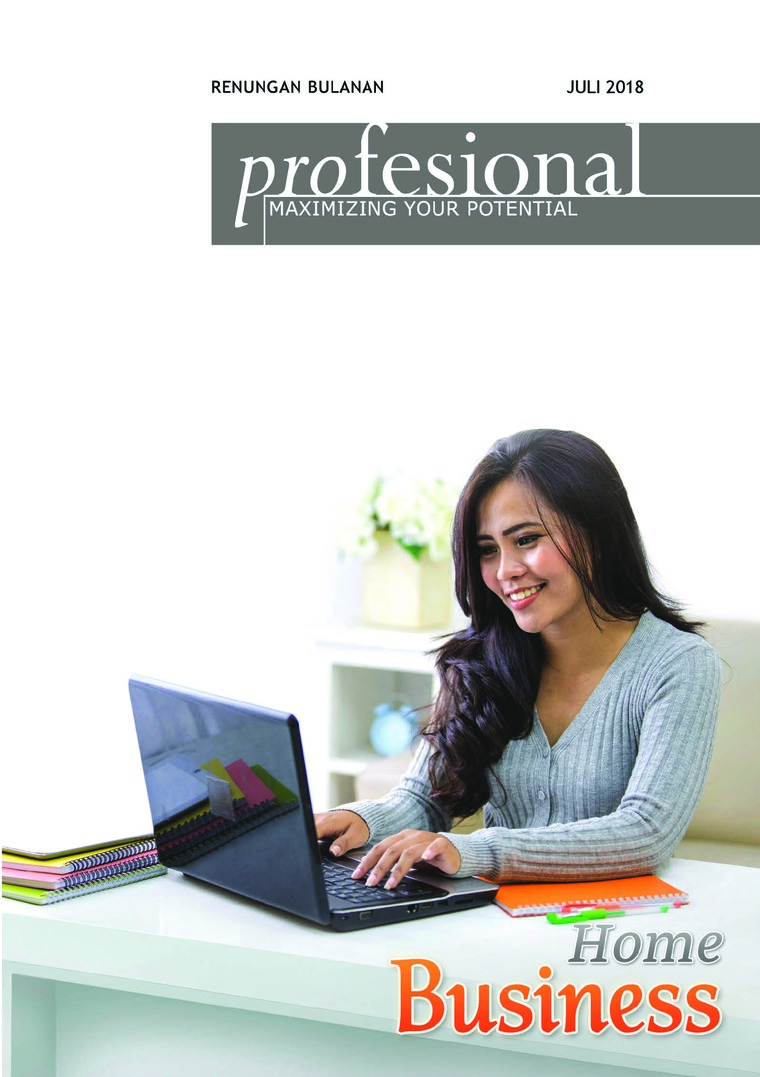 Renungan Profesional Digital Magazine July 2018
