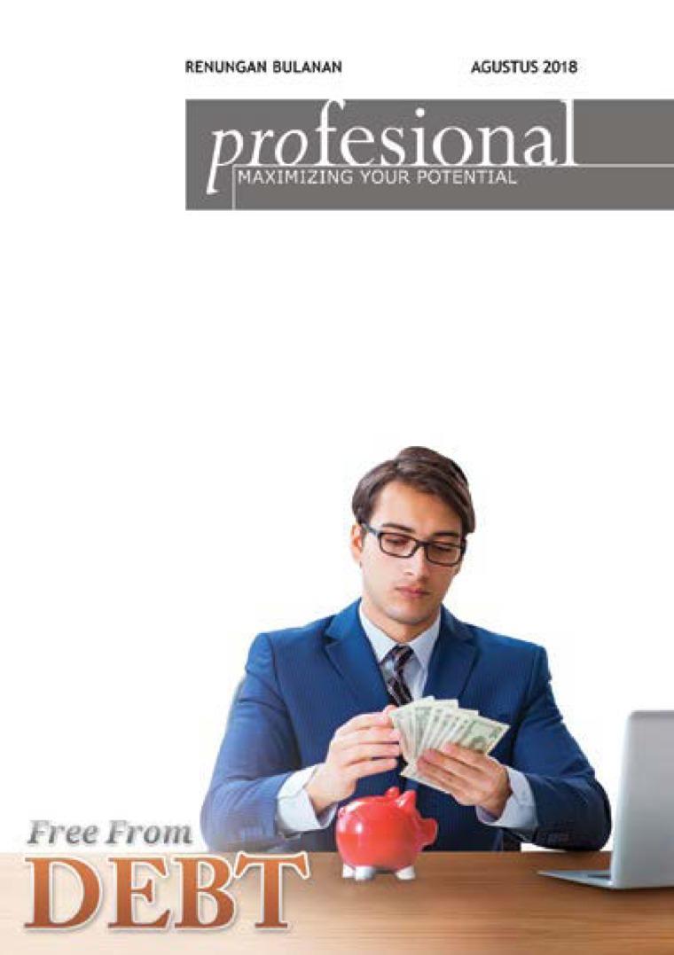 Renungan Profesional Digital Magazine August 2018