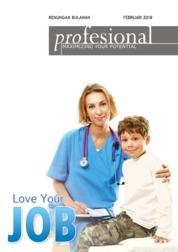 Cover Majalah Renungan Profesional Februari 2018
