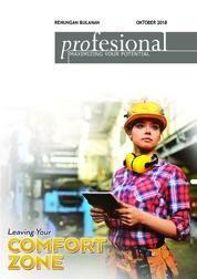 Cover Majalah Renungan Profesional Oktober 2018