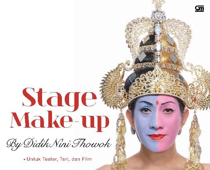 Buku Digital Stage Make-up oleh Didik Nini Thowok