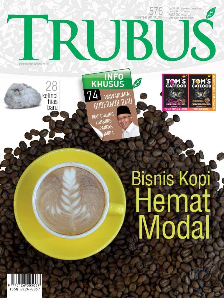 Majalah Digital TRUBUS November 2017