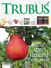 Cover Majalah TRUBUS