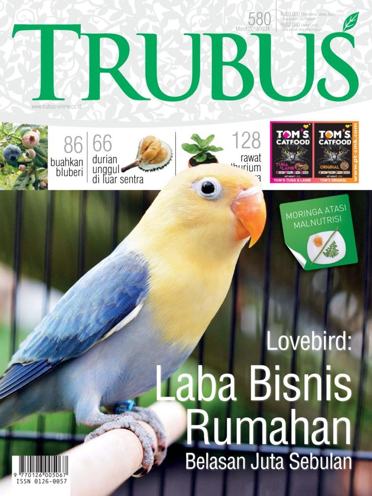 Majalah Digital TRUBUS Maret 2018