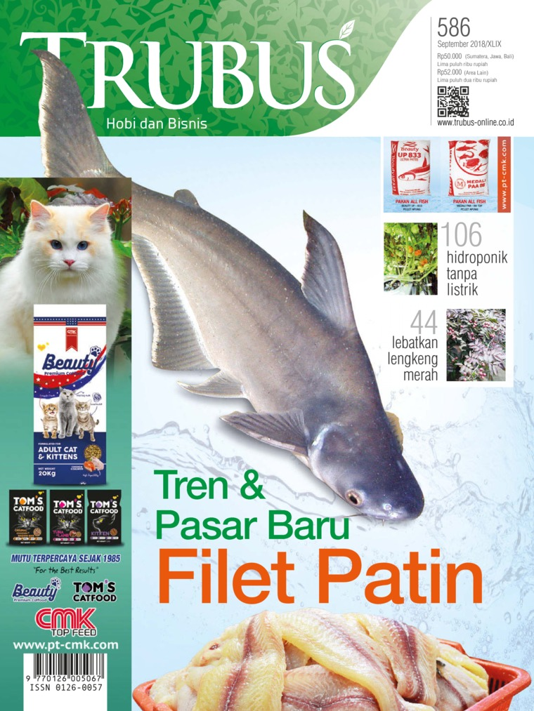 TRUBUS Digital Magazine September 2018