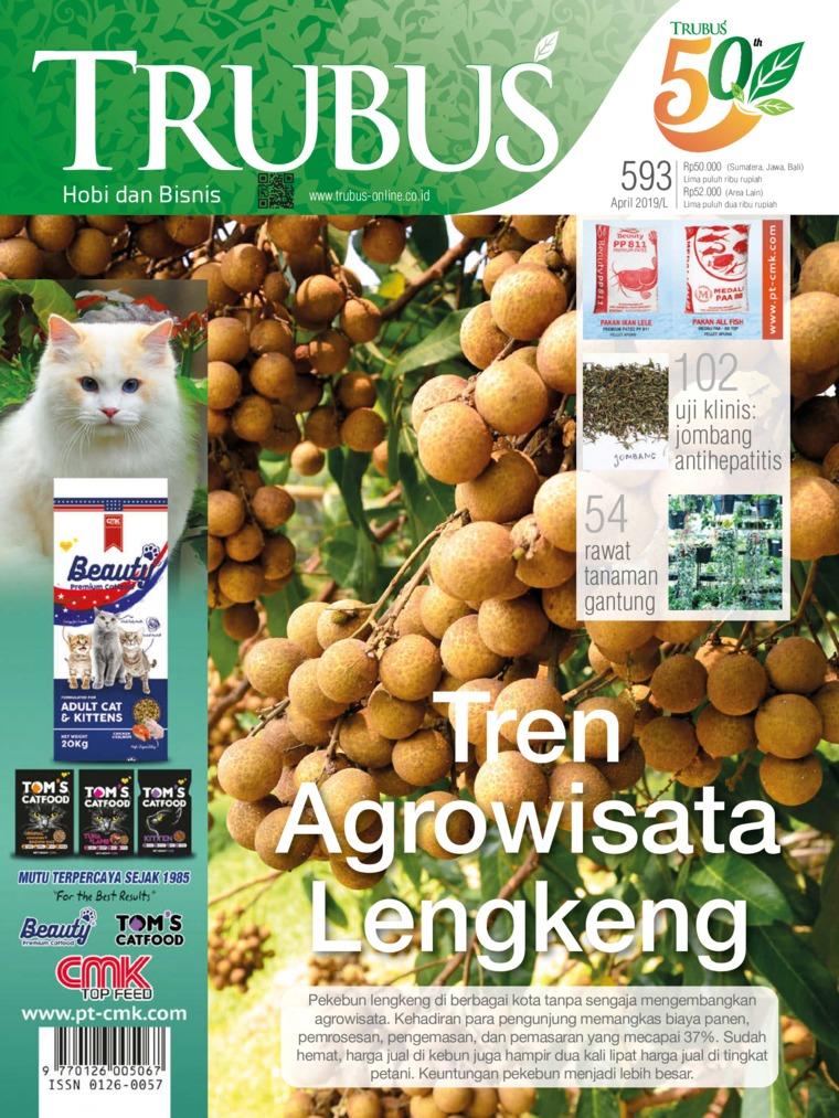Majalah Digital TRUBUS April 2019
