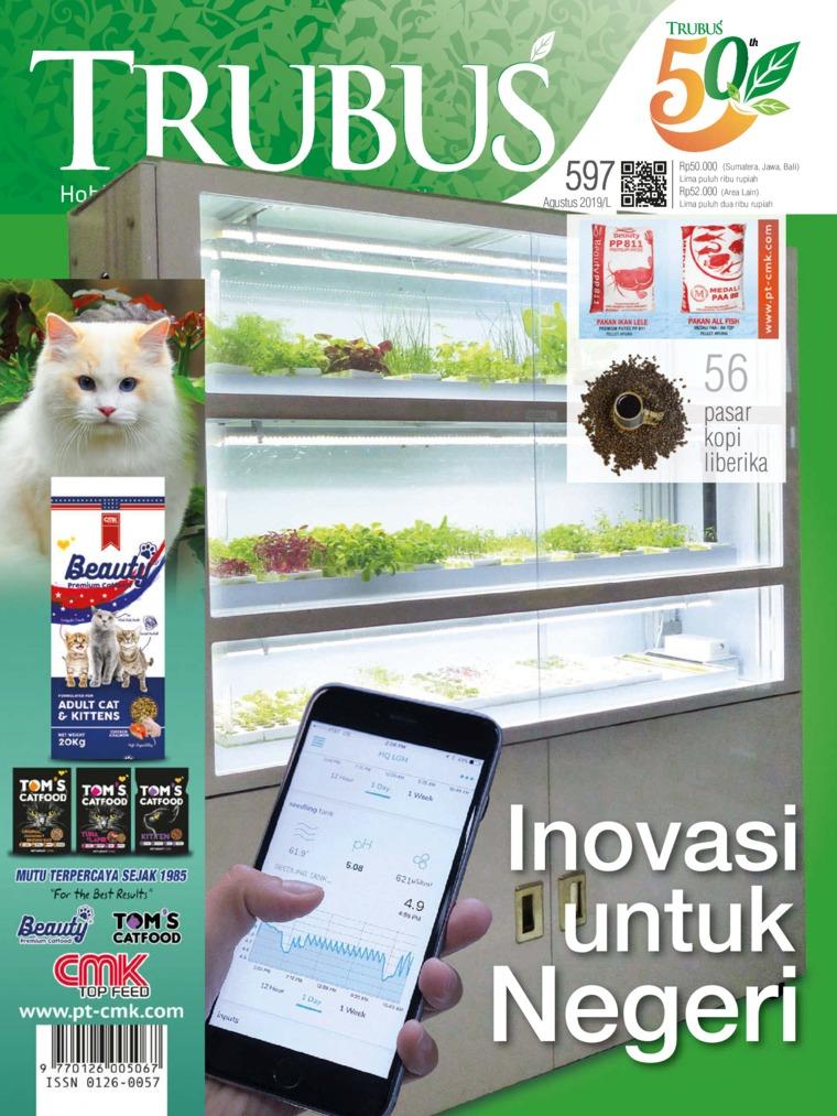 Majalah Digital TRUBUS Agustus 2019