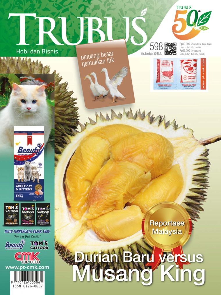 TRUBUS Digital Magazine September 2019