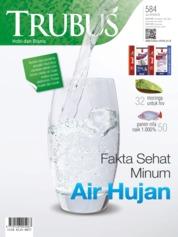 Cover Majalah TRUBUS Juli 2018