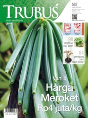 TRUBUS Magazine Cover October 2018