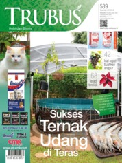 TRUBUS Magazine Cover December 2018