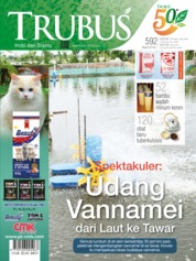 TRUBUS Magazine Cover March 2019