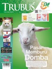 Cover Majalah TRUBUS Juni 2019