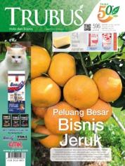 Cover Majalah TRUBUS Juli 2019