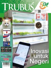 Cover Majalah TRUBUS Agustus 2019