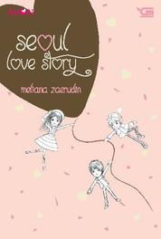 Amore: Seoul Love Story by Meliana Zaenudin Cover