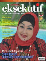 Cover Majalah eksekutif November 2016