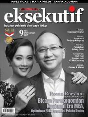 Cover Majalah eksekutif Desember 2016