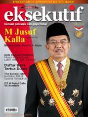 Cover Majalah eksekutif Juni 2017