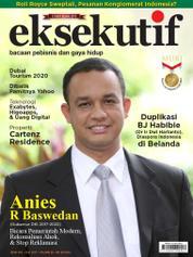 Cover Majalah eksekutif Juli 2017