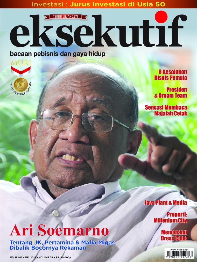 Majalah Digital eksekutif Mei 2018