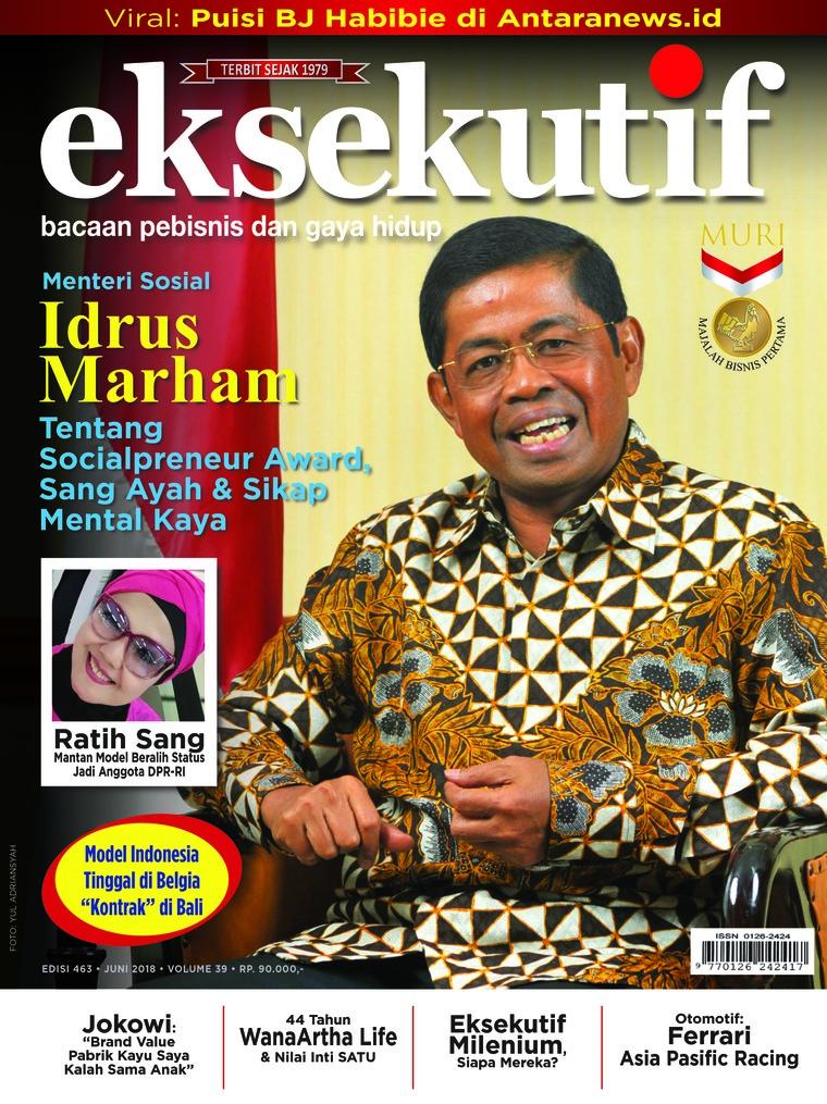 Eksekutif Digital Magazine June 2018