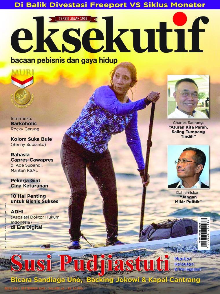 Majalah Digital eksekutif September 2018