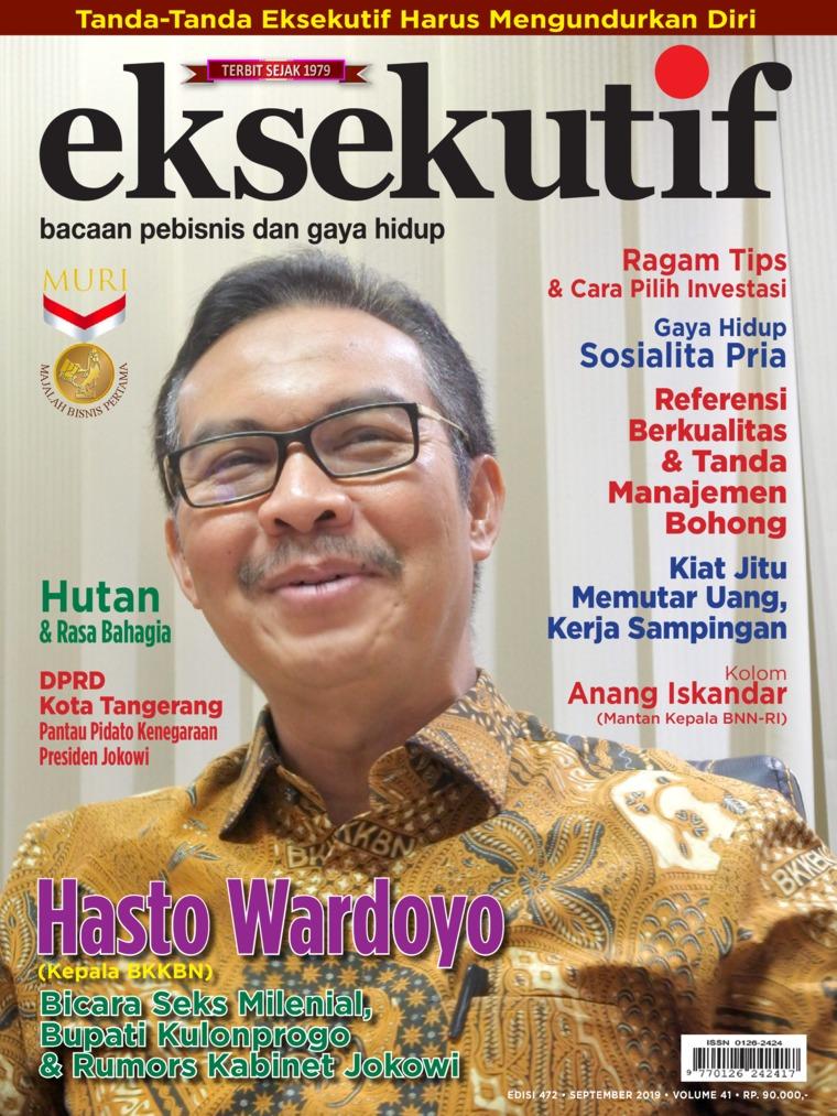 Eksekutif Digital Magazine September 2019