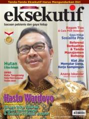 Cover Majalah eksekutif September 2019