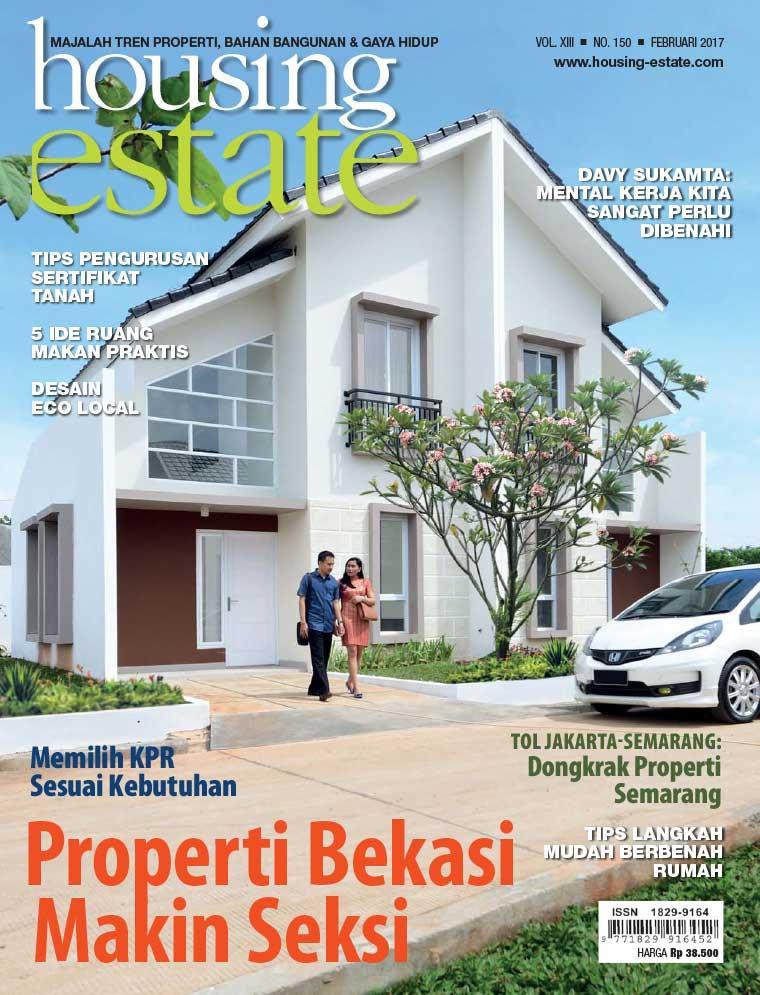 Majalah Digital housing estate Februari 2017