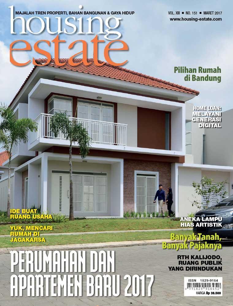 Majalah Digital housing estate Maret 2017