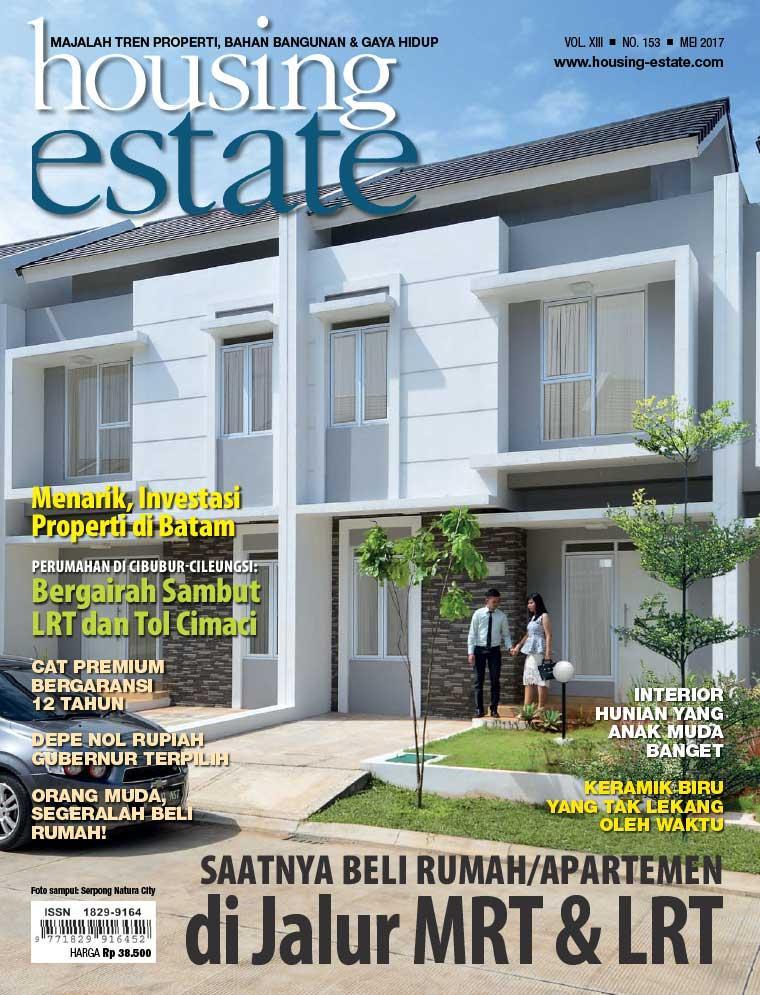 Majalah Digital housing estate Mei 2017