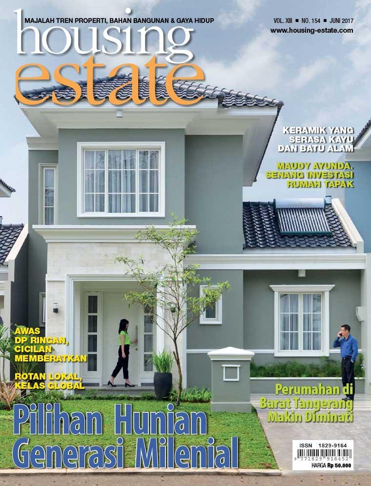 Majalah Digital housing estate Juni 2017