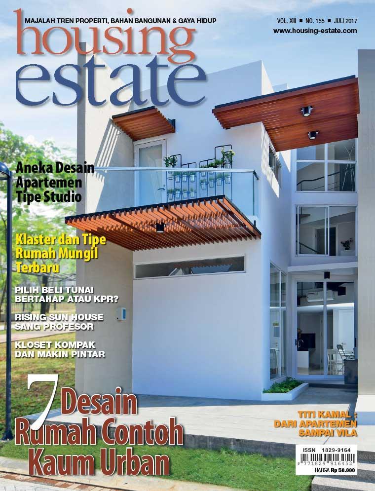 Majalah Digital housing estate Juli 2017