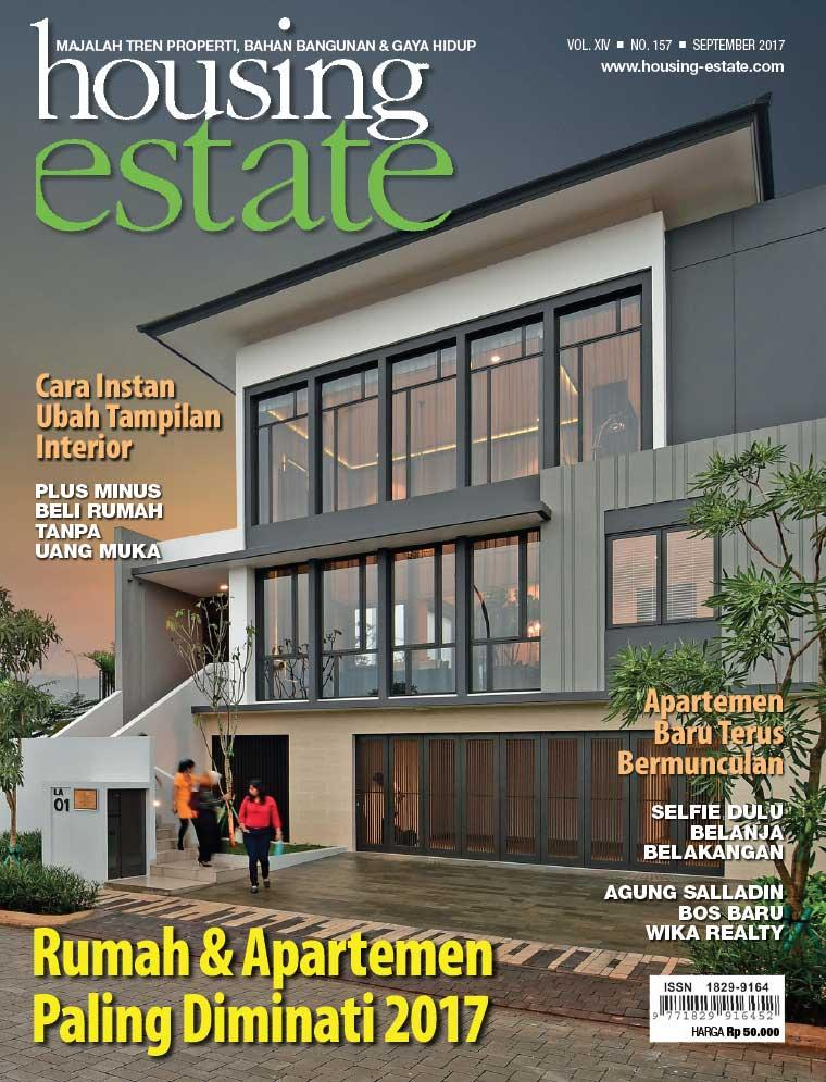 Majalah Digital housing estate September 2017