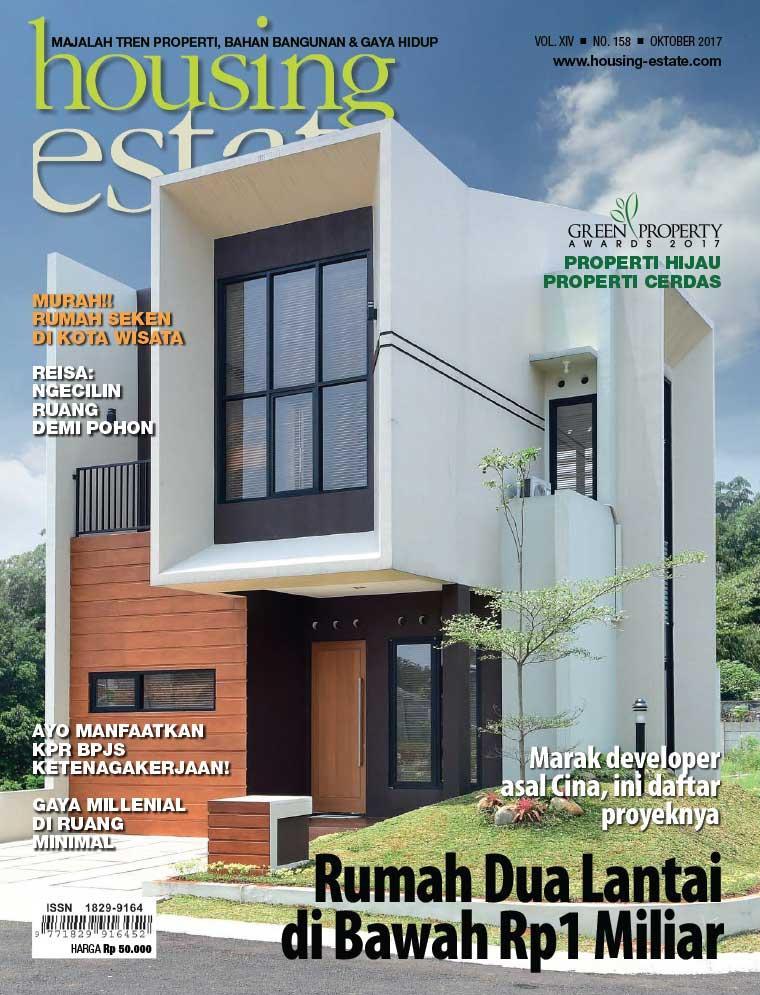 Majalah Digital housing estate Oktober 2017