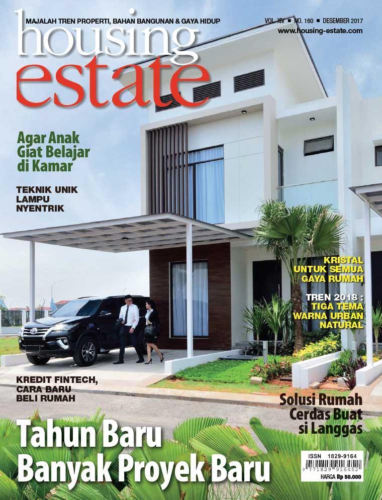 Majalah Digital housing estate Desember 2017