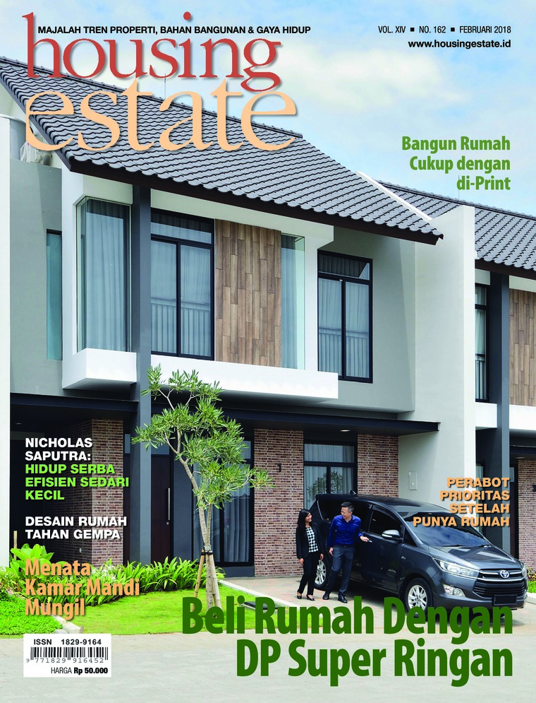 Majalah Digital housing estate Februari 2018