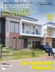 Cover Majalah housing estate September 2016