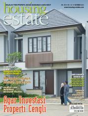 Cover Majalah housing estate November 2016
