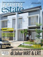 Cover Majalah housing estate Mei 2017