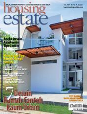 Cover Majalah housing estate