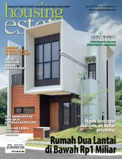 Cover Majalah housing estate Oktober 2017