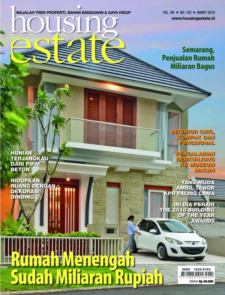Majalah Digital housing estate Maret 2018