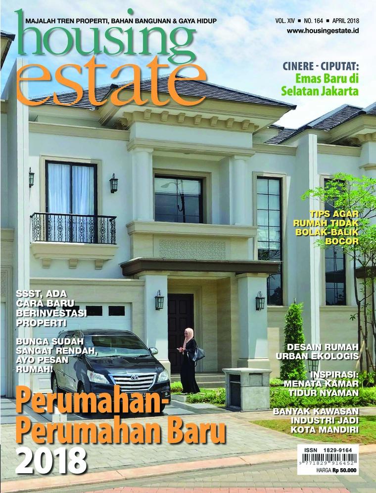 Majalah Digital housing estate April 2018