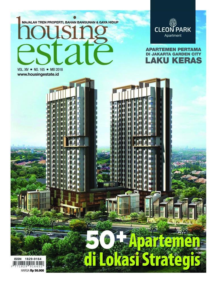 Majalah Digital housing estate Mei 2018