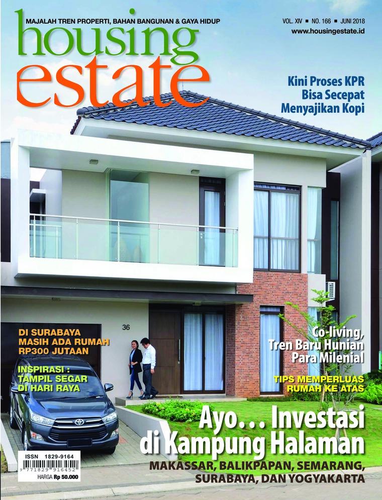 Majalah Digital housing estate Juni 2018